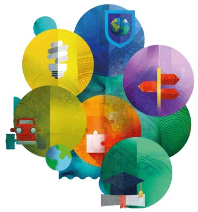 Horizon EU logo/image
