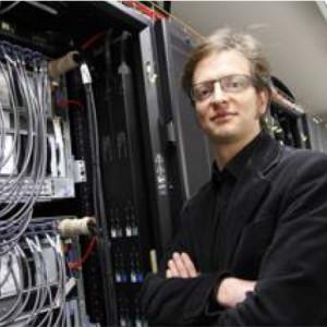 image of ERC grants for UGent professor Lieven Eeckhout